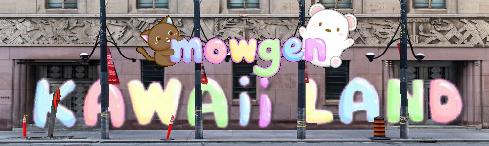 Mowgen's Kawaii Land 2018