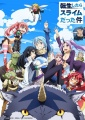 That Time I Got Reincarnated as a Slime<